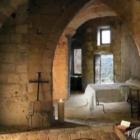 Лукс в средновековна пещера – това е приключение