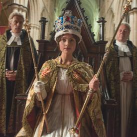 Джена Коулман като кралица Виктория