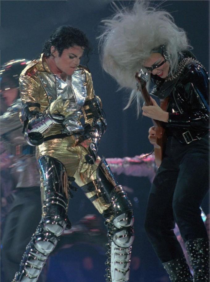 Дженифър и Майкъл