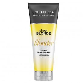 Балсам за руса коса от серията Sheer Blonde Go Blonder на JOHN FRIEDA