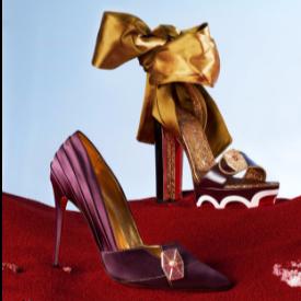 """Christian Louboutin пуска обувки вдъхновени от """"Междузвездни войни"""""""