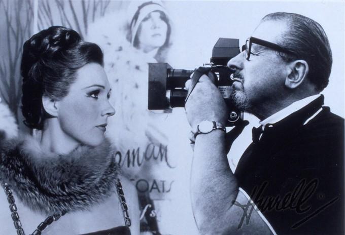#TBT: Джордж Хърел - звездният фотограф на стария Холивуд