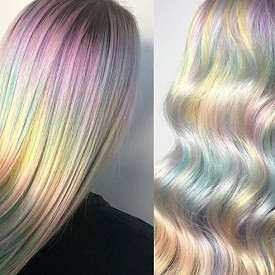 TREND REPORT: Калейдоскопични цветове за косата