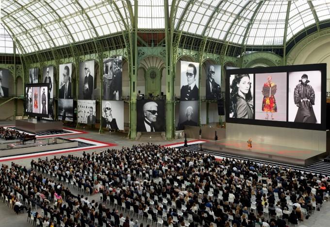 Karl For Ever: Как протече вечерта в памет на Карл Лагерфелд