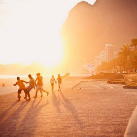 Рио де Жанейро в истинската светлина