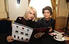 Поли Генова и Йоана Буковска-Давидова