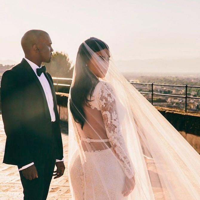 Ким Кардашян ще пуска сватбена козметика