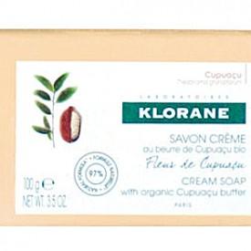 Сапун с органично масло от купуасу на KLORANE
