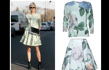 14 предложения за съчетания от дрехи в две части