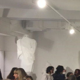 Диалог между мода и изкуство