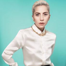 Потвърдено: Гага е новото рекламно лице на Tiffany&Co.