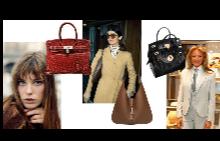 8 известни чанти, вдъхновени от известни жени