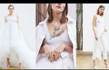 Най-добрите булчински рокли от Bridal Week Spring 2018