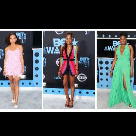 Най-добрите визии от BET Awards 2017