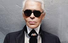 Карл Лагерфелд в колаборация с известен street style бранд