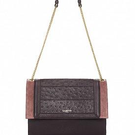 Чанта с дълга дръжа на Lanvin