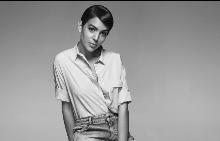 Приятелката на Кристиано Роналдо стана професионален модел