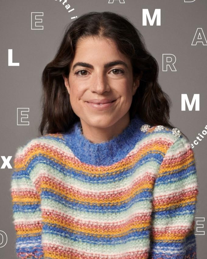 Леандра Медине обединява творчески сили с MANGO