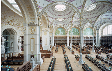 Реставрираха Националната библиотека във Франция