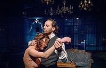 """В """"Лисичета"""" сюжетът се върти около обсебените, алчни за печалба Хюбърдови – Регина (номинираната за """"Икар"""" Теодора Духовникова), братята ѝ Оскар (Христо Петков) и Бен (Дарин Ангелов), и племенника ѝ Лео (Марин Рангелов), които искат да се измъкнат от теснотията на съществуването."""