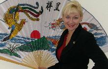Д-р Татяна Синкевич - доктор по Традиционна Китайска Медицина, фитотерапевт, рефлексотерапевт, биоенергоинформтерапевт и член на Украинската асоциация по народна медицина