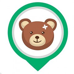 Логото на новото мобилно приложение HealthyKid Sofia