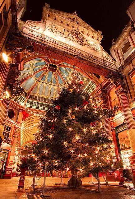 Лондон, Англия  Германската Коледа е експортна...