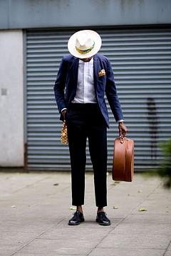Street style от Седмицата на мъжката мода в Лондон - юни 2015