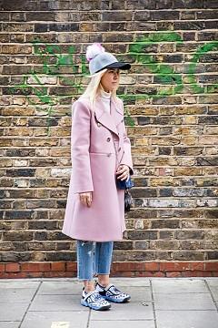 Street style от Лондон / зима 2016 / част 2