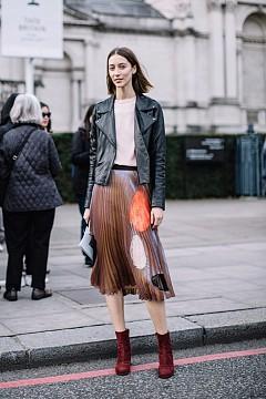 Street style от Лондон  - ден 4 - Седмица на модата / есен-зима 2017/2018