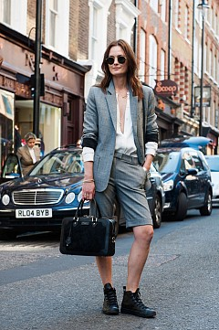 Най-интересните street style визии от Седмцата на модата в Лондон / лято 2016
