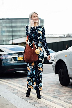 Перфектният стил за една блондинка
