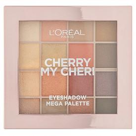 Палитра сенки за очи Cherry My Cherri на L'Oreal Paris