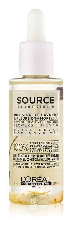 Олио за блясък от серията Source Essentielle на L'OREAL PROFESSIONEL