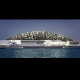 Макрон присъства на откриването на филиал на Лувъра в Абу Даби
