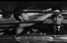 """Кадър от филма """"Сабрина"""" (1954 г)"""