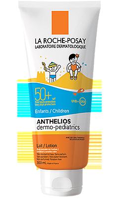 Слънцезащитно мляко за деца на LA ROCHE POSAY