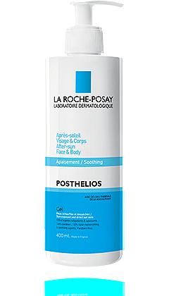 Успокояващ гел за след слънце, подходящ за лице и тяло на LA ROCHE POSAY