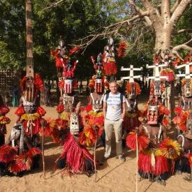 Делян Манчев в Мали