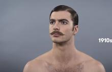 Еволюция на красотата в мъжки род