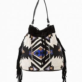 Чанта от текстил Mango, 139.99 лв.