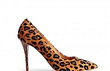 Обувки с висок ток Marc Cain