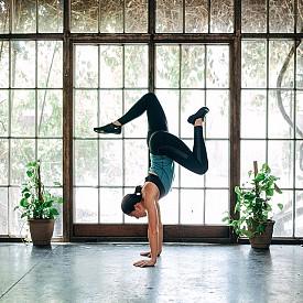 5. Mariepurvis - Фитнес гуру от Ню Йорк, която тренира много звезди и спортисти. Нейните принципи са по-твърди, но ефективни.