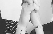Малки вдъхновяващи татуировки