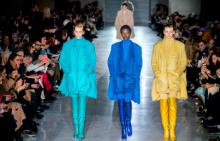 Теорията на цветовете според Max Mara за есен-зима 2019-2020 г.
