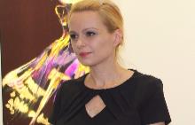 Художничката Мая Цанкова