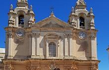 Мдина в Малта