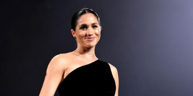 Меган Маркъл изненада всички на сцената на British Fashion Awards