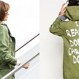 На Мелания Тръмп наистина не ѝ пука