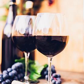 MЕРЛО + ГАУДА Плътното и изключително ароматно вино се комбинира перфектно с твърдото и леко солено сирене гауда.